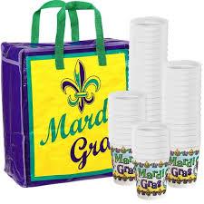 mardi gras throw cups mardi gras throw cups 16oz 160ct25 per mardi gras