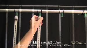 outdoor tube lighting 24