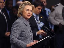 hillary clinton broke promise to white house to disclose her