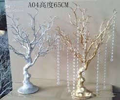 tree branches for centerpieces wholesale gold manzanita tree table centerpiece wedding