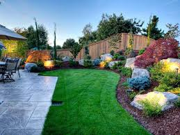 Ideas For Backyard Landscaping Backyard Garden Design Ideas Pictures Vanessadore