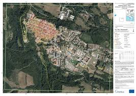 Italy Earthquake Map Satellite Images Reveal Full Extent Of Destruction Following