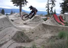 Backyard Bmx Dirt Jumps Tom Van Steenbergen Rides The Yard