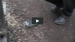 step 2 smelting iron ore in a leafblower furnace on vimeo