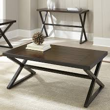 Cherry Coffee Table Shop Steve Silver Company Omaha Burnished Cherry Coffee Table
