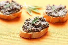 vegan herbed mushroom pate recipe