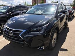 lexus nx 2017 lexus nx 300h for sale in edmonton alberta