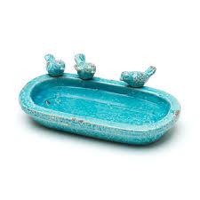 glazed teracotta bird bath kmart for 10 00 outside the house