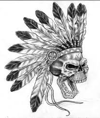see hear speak no evil tattoo tattoos design tattoo indian skull