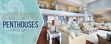 myrtle beach penthouses oceanfront resort penthouses