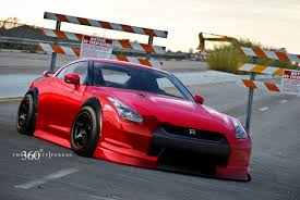 Nissan Gtr Red - nissan gtr red by thedesign05 on deviantart