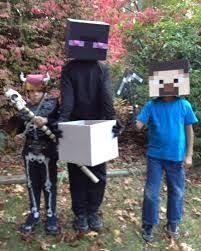 Minecraft Creeper Halloween Costume Minecraft Creeper Costume Claire Minecraft