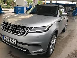 range rover cars price land rover range rover velar rental in munich price and technical
