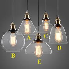 Light Bulb Pendant Fixture by Online Get Cheap Glass Pendant Lamp Aliexpress Com Alibaba Group