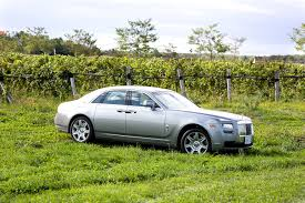 rolls royce van rolls royce ghost tour prince edward county wine tours