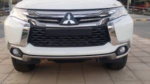 mitsubishi pajero sport 2017 black mitsubishi montero sport 2017 philippines full interior youtube
