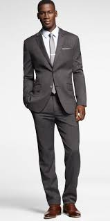 light gray suit brown shoes style guide how to wear a gray suit with brown shoes light blue