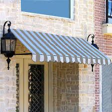 Used Mobile Home Awnings Aluminum Awning Ebay