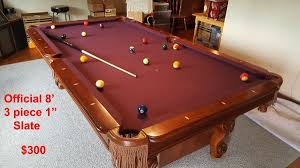 regulation pool table for sale reviews of beringer pool table quality