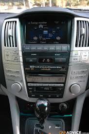 lexus hybrid recall rx400h 2008 lexus rx 400h review caradvice