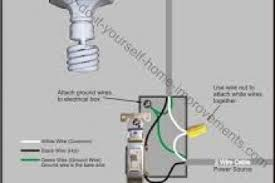 install light switch diagram wiring diagram