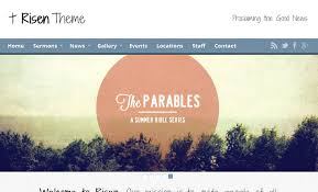 7 awesome responsive church themes for wp solver