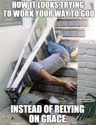 Ladder Meme - keep climbing that ladder of good church meme committee facebook