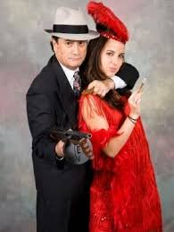 Gangster Couple Halloween Costumes 28 Cost Ideas Images Halloween Ideas