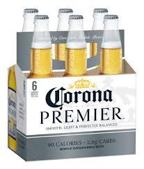 calories in corona light beer corona launches corona premier an ultra light beer with 90