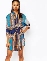 boohoo clothes boohoo paisley print shirt dress bold beautiful prints