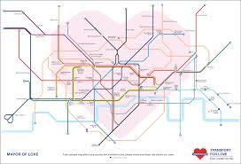 map underground alternative underground map celebrates s day