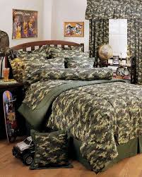 Camo Comforter King Army Camo Bedding Sets 4984