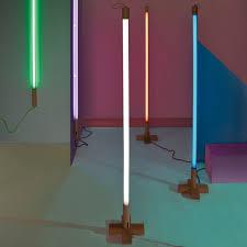 bicchieri fluorescenti lada fluorescente al neon linea by selett