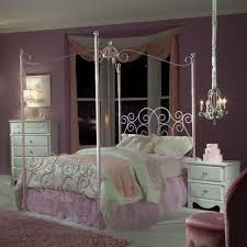 kids canopy bedroom sets standard furniture princess 3 piece kids canopy bedroom set in