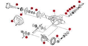 shop by diagram jeep axle parts axle for grand cherokee rear