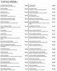 balbir s restaurant menu menu menu at india s cafe glasgow