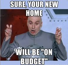 New Home Meme - new construction