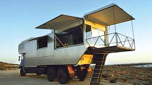 never stop moving 15 mobile homes designed for life on the road