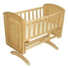 Crib With Mattress Troll Panel Glider Crib With Mattress