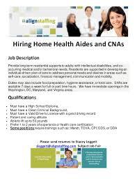 Home Health Aide Job Description Resume by Though Cna Resume Resume Cv Cover Letter Job Description Sample