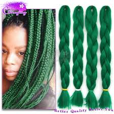 crochet braiding hair for sale sale green braiding hair extensions xpression jumbo braid hair