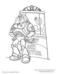 11 images of buzz lightyear spaceship coloring pages buzz