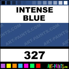 intense blue artist watercolor paints paint idolza
