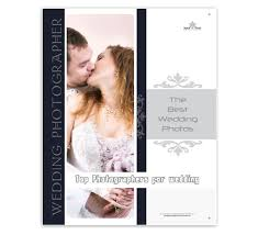 affordable wedding photography affordable wedding photographer brochure templates