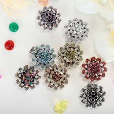 big flower rings images Floral rings rhinestone flower rings jpg