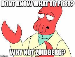 Futurama Memes - futurama zoidberg memes imgflip