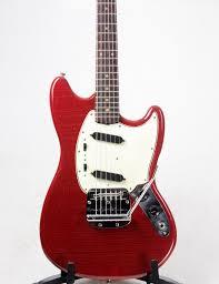 fender mustang guitar fender 1964 mustang pre cbs electric guitar ebay