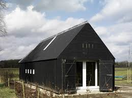 Barnhouse by Oeken Pavilion Faro Pavilion Barn And Black Barn