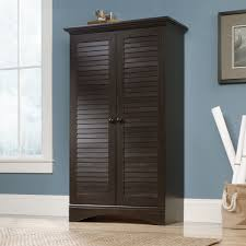 Wood Storage Cabinet Behind The Door Storage Cabinet Best Home Furniture Decoration