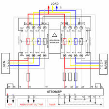 ats 3 phase wiring diagram on ats images free download wiring